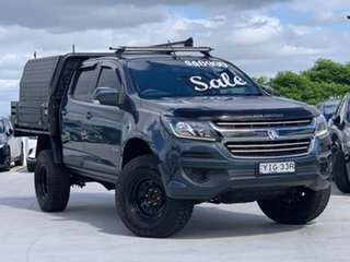 2018 Holden Colorado RG MY18 LT Pickup Crew Cab Grey 6 Speed Sports Automatic Utility.