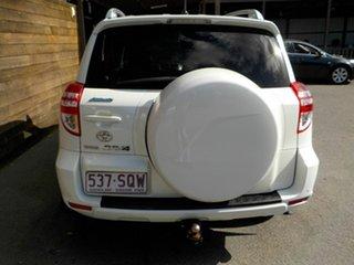 2012 Toyota RAV4 ACA38R MY12 Altitude 4x2 White 4 Speed Automatic Wagon