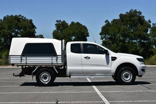 2017 Ford Ranger PX MkII XL Hi-Rider White 6 Speed Sports Automatic Utility