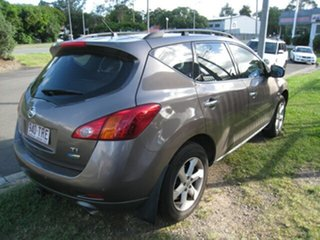 2011 Nissan Murano Z51 MY12 TI Brown Continuous Variable Wagon