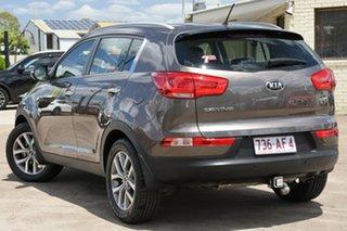 2015 Kia Sportage SL MY15 Si 2WD Premium Sand Track 6 Speed Sports Automatic Wagon.