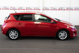 2015 Toyota Corolla ZRE182R Ascent Sport S-CVT Wildfire 7 Speed Constant Variable Hatchback