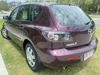 2007 Mazda 3 BK10F2 Neo Maroon 5 Speed Manual Hatchback