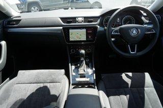 2018 Skoda Superb NP MY19 206TSI Sedan DSG Moon White 6 Speed Sports Automatic Dual Clutch Liftback