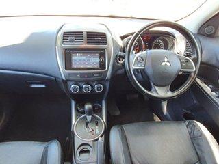 2012 Mitsubishi ASX XA MY12 Aspire White 6 Speed Constant Variable Wagon