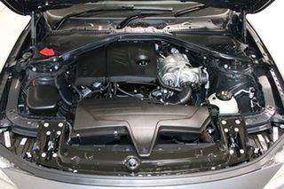 2014 BMW 316i F30 MY14 Grey 8 Speed Automatic Sedan