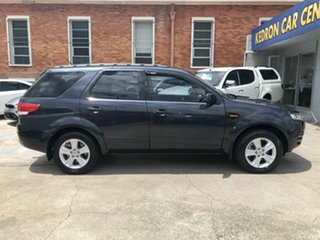 2012 Ford Territory SZ TX Seq Sport Shift Grey 6 Speed Sports Automatic Wagon.