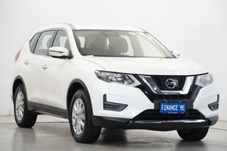 2019 Nissan X-Trail T32 Series II ST X-tronic 4WD White 7 Speed Constant Variable Wagon