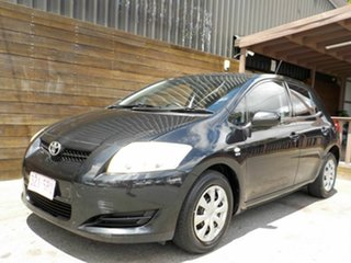 2007 Toyota Corolla ZZE122R 5Y Ascent Black 5 Speed Manual Hatchback