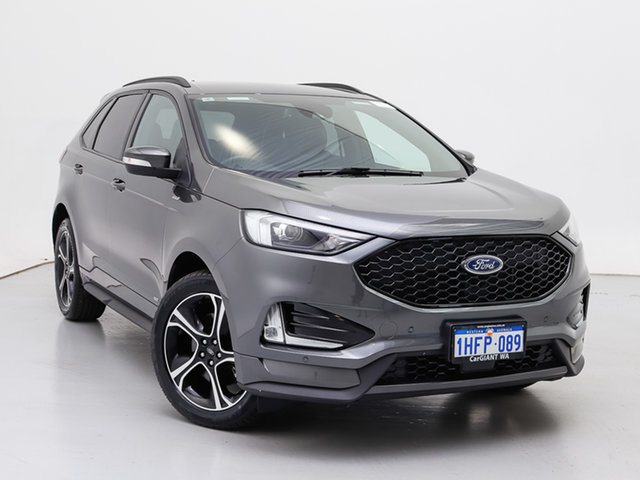 Used Ford Endura CA MY19 ST-Line (AWD), 2019 Ford Endura CA MY19 ST-Line (AWD) Grey 8 Speed Automatic Wagon