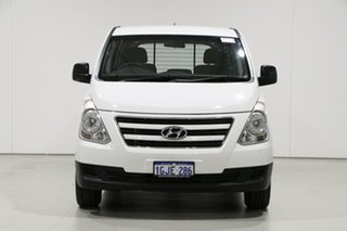 2017 Hyundai iLOAD TQ Series II (TQ3) MY1 3S Liftback White 5 Speed Automatic Van.