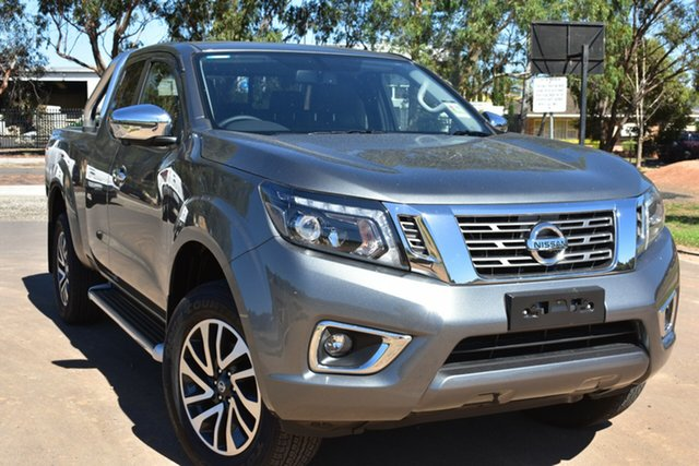 New Nissan Navara D23 S4 MY20 ST-X King Cab St Marys, 2020 Nissan Navara D23 S4 MY20 ST-X King Cab Slate Grey 7 Speed Sports Automatic Utility