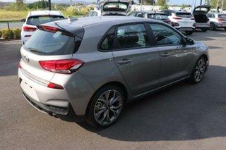 2020 Hyundai i30 PD.V4 MY21 N Line Fluidic Metal 6 Speed Manual Hatchback.