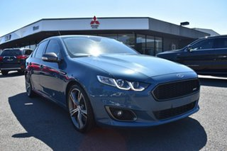 2015 Ford Falcon FG X XR8 Blue 6 Speed Sports Automatic Sedan.