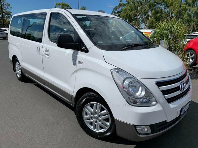 Used Hyundai iMAX TQ3-W Series II MY18 Bunbury, 2018 Hyundai iMAX TQ3-W Series II MY18 White 5 Speed Automatic Wagon