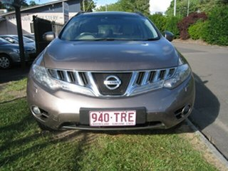 2011 Nissan Murano Z51 MY12 TI Brown Continuous Variable Wagon.
