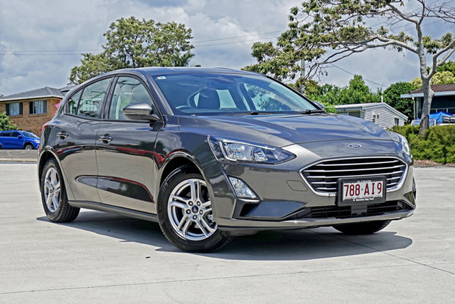 Used Ford Focus SA 2020.25MY Trend Capalaba, 2019 Ford Focus SA 2020.25MY Trend Magnetic 8 Speed Automatic Hatchback