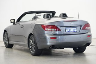 2013 Lexus IS GSE20R MY13 IS250 C F Sport Grey 6 Speed Sports Automatic Convertible