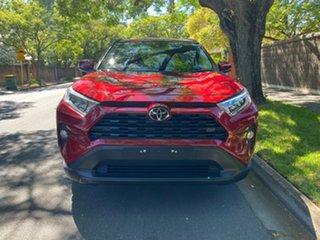 2019 Toyota RAV4 Mxaa52R GXL 2WD Atomic Rush 10 Speed Constant Variable Wagon.