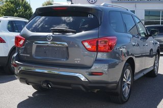 2019 Nissan Pathfinder R52 Series III MY19 ST X-tronic 4WD Grey 1 Speed Constant Variable Wagon
