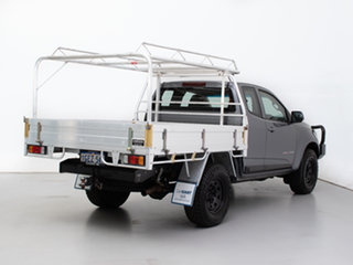 2016 Holden Colorado RG MY17 LS (4x4) Grey 6 Speed Automatic Space Cab Chassis