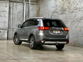 2015 Mitsubishi Outlander ZK MY16 LS 4WD Grey 6 Speed Constant Variable Wagon