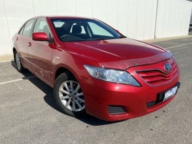 Used Toyota Camry ACV40R 09 Upgrade Altise Wangaratta, 2011 Toyota Camry ACV40R 09 Upgrade Altise Wildfire 5 Speed Automatic Sedan