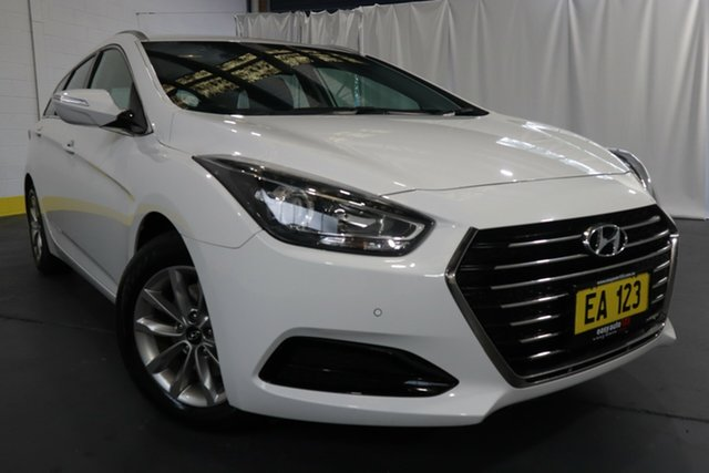 Used Hyundai i40 VF4 Series II Active Tourer Castle Hill, 2016 Hyundai i40 VF4 Series II Active Tourer White 6 Speed Sports Automatic Wagon