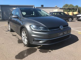 2018 Volkswagen Golf 7.5 MY19 110TSI DSG Highline Grey 7 Speed Sports Automatic Dual Clutch.