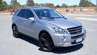 2011 Mercedes-Benz M-Class W164 MY10 ML350 AMG Sports Grey 7 Speed Sports Automatic Wagon.