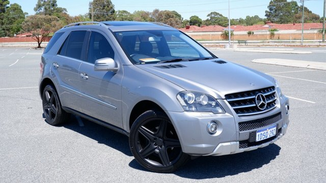 Used Mercedes-Benz M-Class W164 MY10 ML350 AMG Sports Maddington, 2011 Mercedes-Benz M-Class W164 MY10 ML350 AMG Sports Grey 7 Speed Sports Automatic Wagon