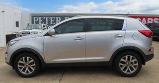 2015 Kia Sportage Si PREMIUM Silver Automatic Wagon