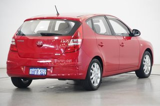 2010 Hyundai i30 FD MY10 SLX Shine Red 5 Speed Manual Hatchback