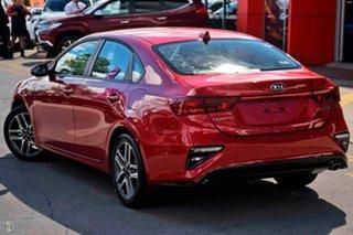 2020 Kia Cerato BD MY21 Sport+ Red 6 Speed Sports Automatic Sedan