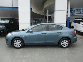 2011 Mazda 3 BL 10 Upgrade Neo Blue 6 Speed Manual Sedan.