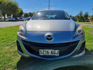 2010 Mazda 3 BL10F1 MY10 Maxx Sport Aluminium 6 Speed Manual Hatchback