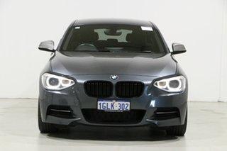 2013 BMW M135i F20 Grey 8 Speed Automatic Hatchback.