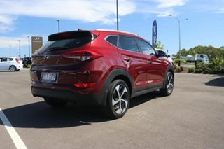 2016 Hyundai Tucson TLE Elite D-CT AWD Red 7 Speed Sports Automatic Dual Clutch Wagon