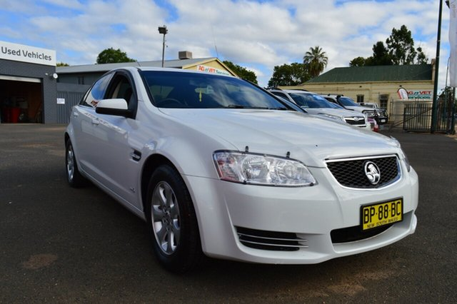Pre-Owned Holden Commodore VE II Omega Wellington, 2011 Holden Commodore VE II Omega 6 Speed Automatic Sedan