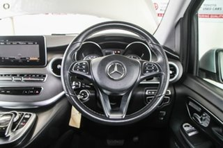 2018 Mercedes-Benz V250d 447 MY17 Avantgarde MWB Silver 7 Speed Automatic Wagon