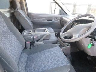2004 Kia Pregio CT2 White Manual Van