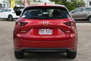 2017 Mazda CX-5 KF2W76 Maxx SKYACTIV-MT FWD Soul Red Crystal 6 Speed Manual Wagon