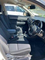 2015 Mitsubishi Outlander ZK MY16 XLS 4WD White Wagon