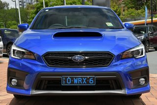 2020 Subaru WRX V1 MY21 Premium AWD WR Blue Mica 6 Speed Manual Sedan