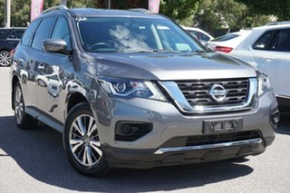 2019 Nissan Pathfinder R52 Series III MY19 ST X-tronic 4WD Grey 1 Speed Constant Variable Wagon.