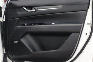 2019 Mazda CX-5 KF4WLA GT SKYACTIV-Drive i-ACTIV AWD White 6 Speed Sports Automatic SUV