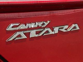 2013 Toyota Camry ASV50R Atara SX Red 6 Speed Sports Automatic Sedan