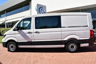 2020 Volkswagen Crafter SY1 MY20 35 High Roof LWB FWD TDI340 Candy White 8 Speed Automatic Van