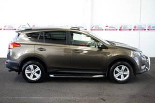 2013 Toyota RAV4 ZSA42R GXL 2WD Liquid Bronze 7 Speed Constant Variable Wagon