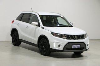 2016 Suzuki Vitara LY S Turbo (2WD) White 6 Speed Automatic Wagon